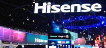 Hello, sense! The Chinese machinery and electronics brand Hisense are entering Ukraine