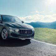 Презентация элитного кроссовера Maserati на Friends & Family Day