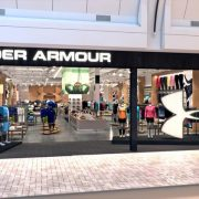 The main competitor Nike and Adidas —  Under Armor — entries Ukraine
