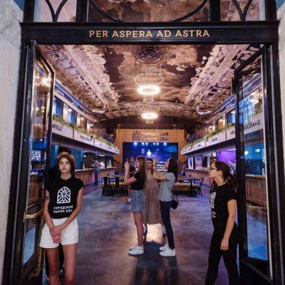 Алекс Купер закриває «Міський ринок їжі» в Одесі та купує історичну будівлю заводу