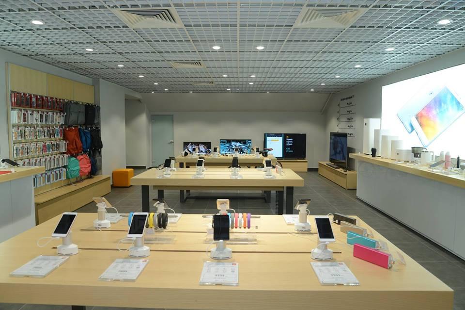 Общая площадь магазина 142 кв. м. Торговая точка Mi Home находится на  первом этаже ТЦ Globus. Это пятый официальный магазин компании Xiaomi в  Украине. 18a7b972b41c2