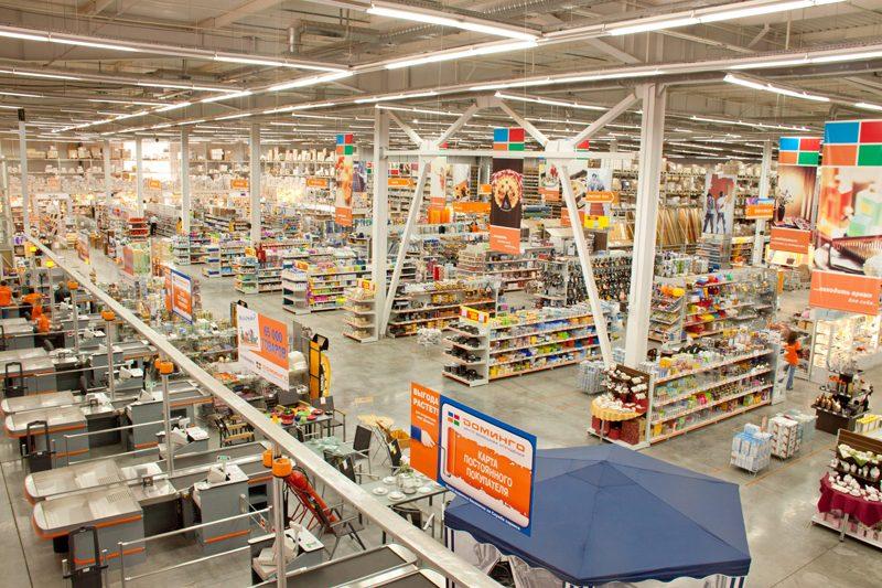 Тенденції до зменшення: гіпер- і супермаркети втрачають частку ринку