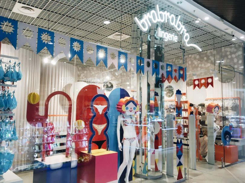 Смена формата  как магазины Milavitsa стали brabrabra (+фото) ... 457ba7f0d6b