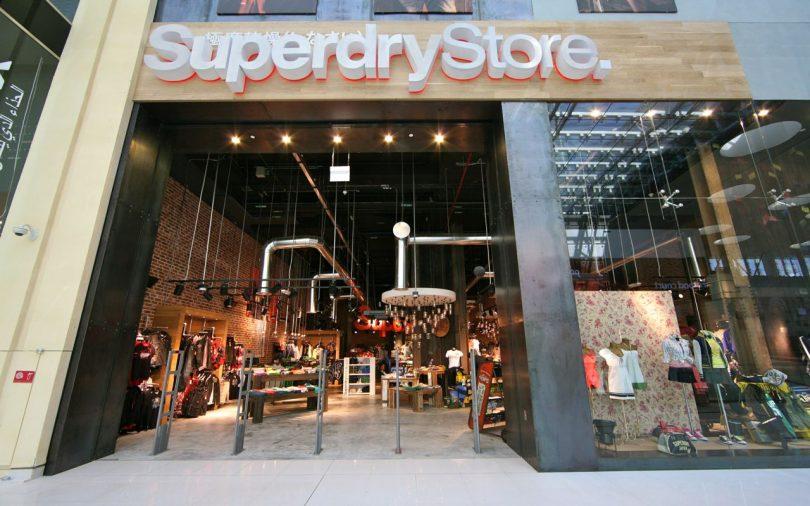 Ultragroup виводить на український ринок британський бренд одягу Superdry (ОНОВЛЕНО)