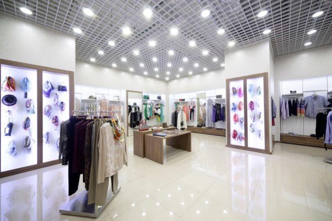 Як збільшити продажі в магазині за допомогою світла