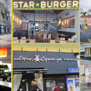 Обзор новых ресторанов и кафе: изменения в Lavina Mall, новые IL Molino, Star Burger, Mur Mur и другие