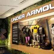 Уилл Ван Ренсбург, Under Armour: Украина уже готова к нашему бренду