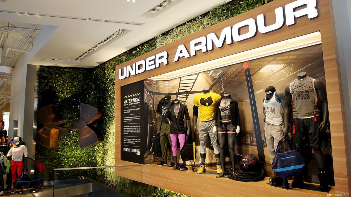 7e753d58 Уилл Ван Ренсбург, Under Armour: Украина уже готова к нашему бренду