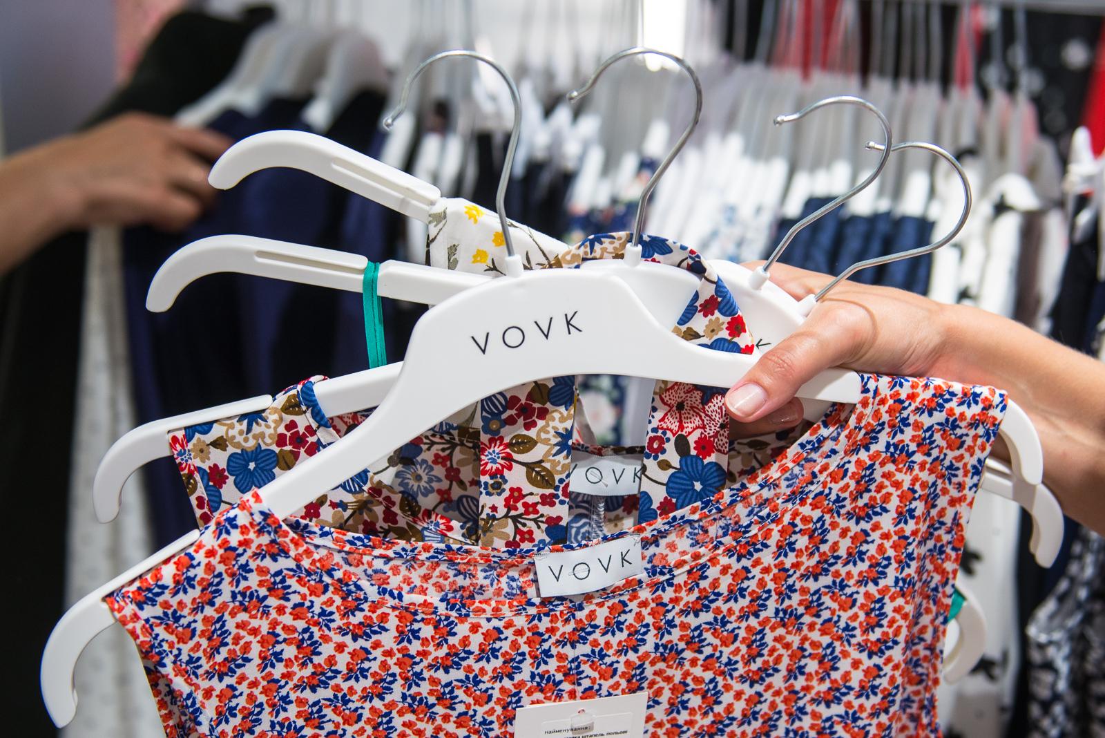 Бренд VOVK відкрив студію жіночого одягу в ТРЦ Ocean Plaza (+ фото ... 3b24713d2c5dc