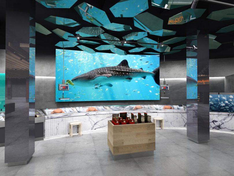 Para deleite de los gourmets: cómo será el primer Le Silpo en Odessa (presentación)