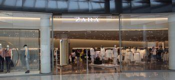 Время гигантов: как выглядит самая большая в Украине ZARA в Lavina Mall (фоторепортаж)