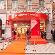 Vodafone завершив ребрендинг мережі магазинів