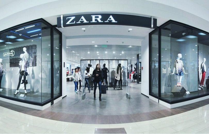 Група Inditex відкриє свої магазини в Lavina Mall 15 серпня