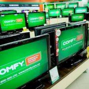 Comfy спростовує причетність до відкриття магазину в Криму