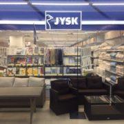 JYSK відкрив оновлений магазин в київському ТЦ Аркадія (+фото)