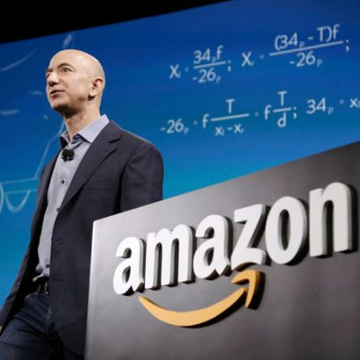 Amazon grabs 44% of US e-commerce sales in 2017
