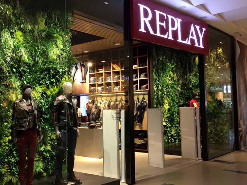 MD-fashion вивела на український ринок італійський бренд REPLAY
