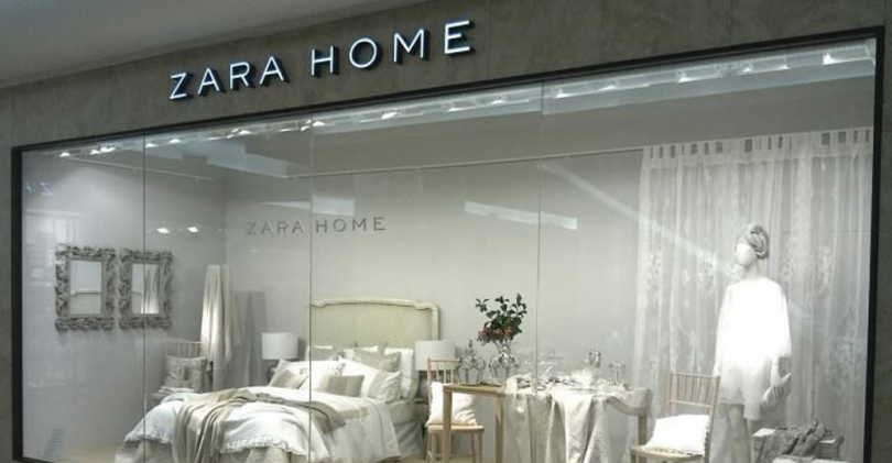 Zara Home the store zara home will be opened in in sec gulliver
