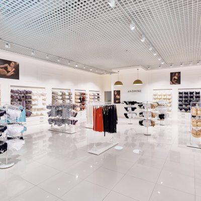 Сеть JASMINE открыла первый магазин в Казахстане