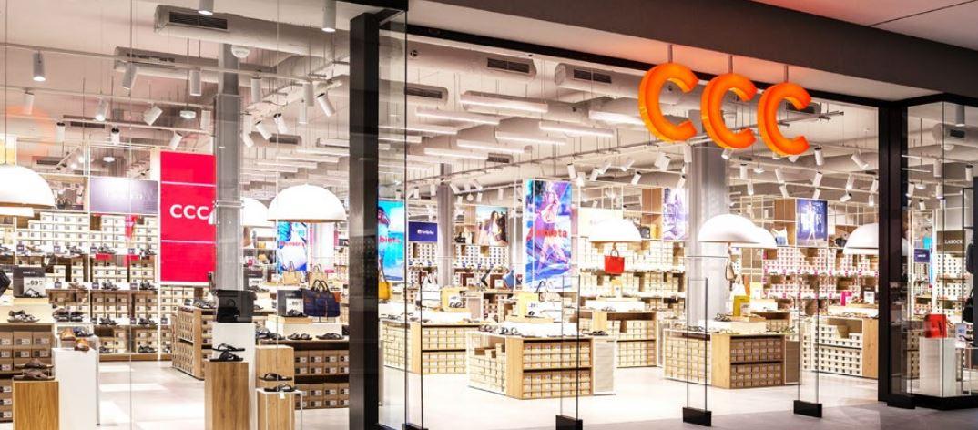 Сеть магазинов обуви CCC откроет в Украине 10 магазинов в новом ... 185f6d5b09a76