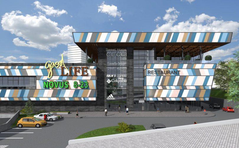 Новые метры  какие ТРЦ планируют открыть в Киеве в 2018 году ... 5b55ce8e57c