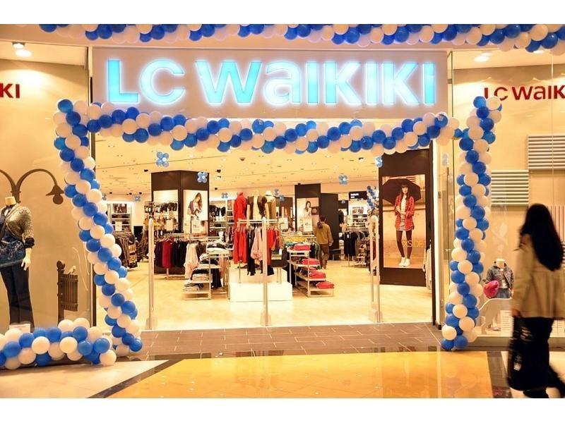 Турецкая сеть LC Waikiki откроет двухуровневый магазин в Ровно ... e5c0570392a89