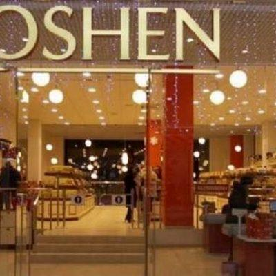 Roshen планирует открывать в Украине по десять фирменных магазинов ежегодно