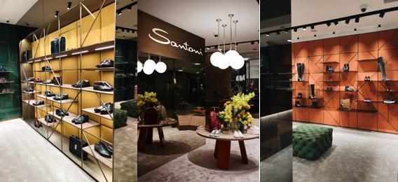 Марка Santoni була заснована в 1975 році і стала відомою завдяки класичним  моделям чоловічого взуття c12745ca817a1