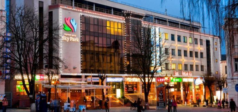 Плюс один: Dragon Capital закрив операцію з купівлі вінницького ТРЦ Sky Park