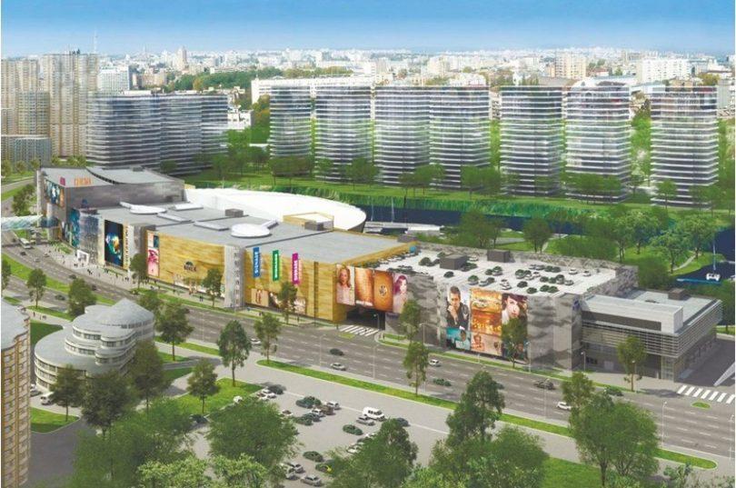 c88505008ee0 В ТРЦ River Mall откроются магазины Марафон, Золотой Век, Dominant,  Aromateque и Біла ...