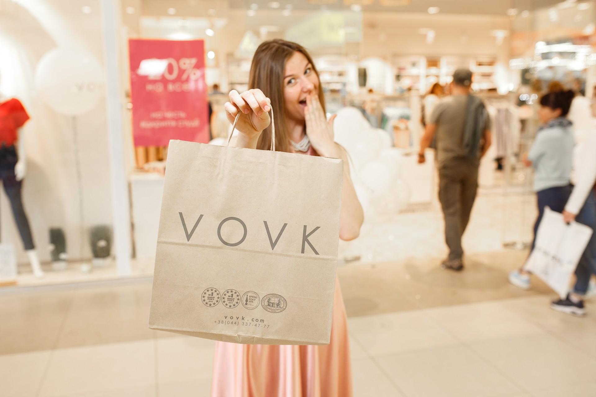 412796bd029 Сеть студий VOVK открыла два новых магазина и обновила свою первую ...