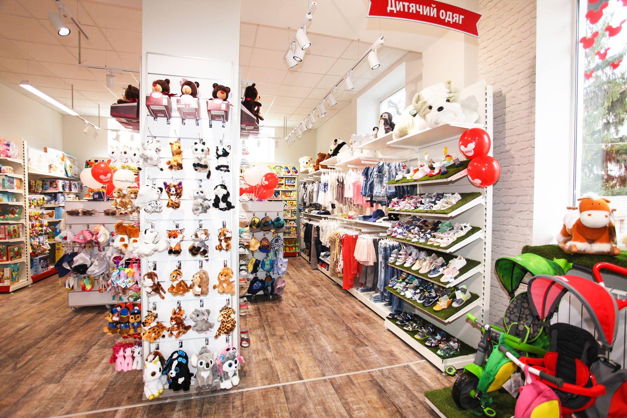 В 2018 году сеть Міккі планирует открыть пять магазинов в обновленном  формате. c0b9e37044f