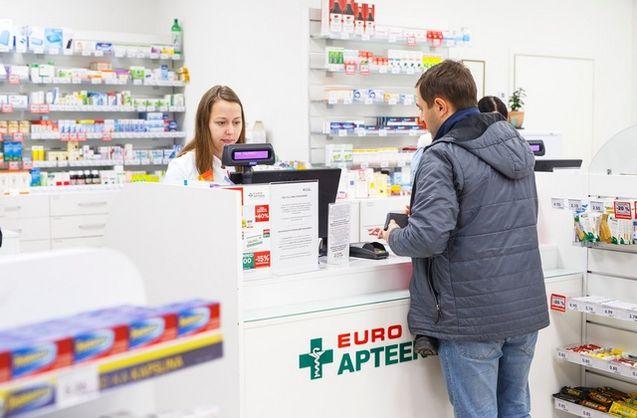 Найбільший литовський рітейлер закриває в Україні мережу аптек ... 6ed3979aeefd8