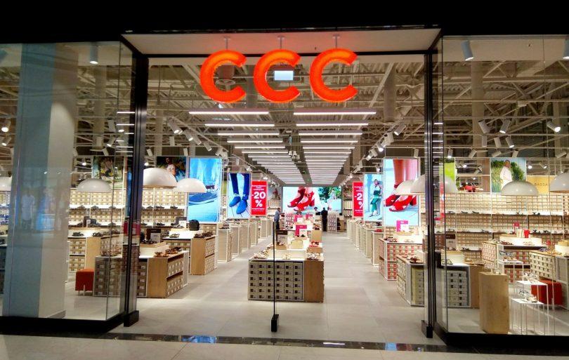 Польский обувной бренд CCC открыл в Киеве первый премиальный магазин  (фотообзор) 09193fe88a075
