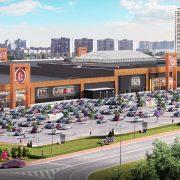 Реконцепция фуд-корта ТРЦ Retroville  зона посадки будет самой большой в  Киеве — 1800 fafe12ca0e19d