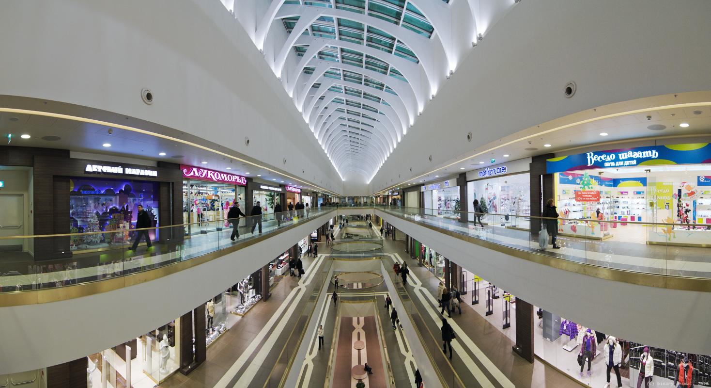 Как ТРК City Mall отпраздновал пятилетие со звездами изоражения