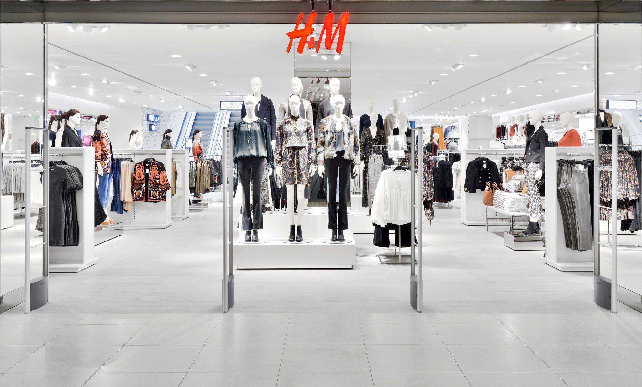 b1d7a9e4a Магазин предложит покупателям женскую, мужскую, подростковую, детскую одежду  и аксессуары, товары для дома H&M Home, самые актуальные тенденции, ...