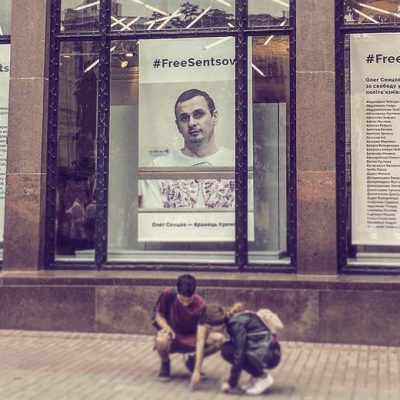 #FreeSentsov: how the Ukrainian business speaks out in political prisoners support