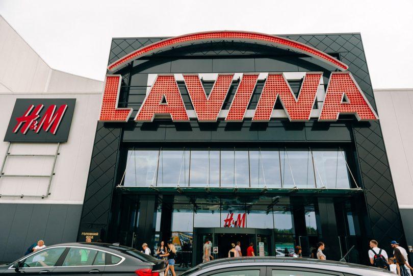 Варязькі гості: як H&M відкривав перший магазин в Україні (фоторепортаж)