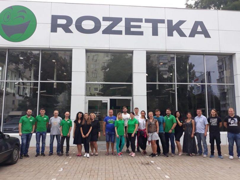 Інтернет йде в офлайн: Rozetka відкрила другу точку в Одесі, третя – на черзі