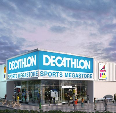 Officially: Decathlon will open the first store in Ukraine in the 2019 spring
