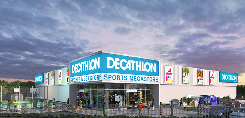 035e84643c0 Officially: Decathlon will open the first store in Ukraine in the 2019  spring