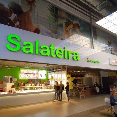 Salateira открыла третий ресторан в Беларуси