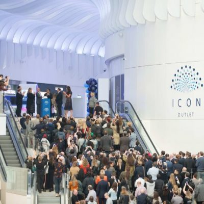 O2's 210,000sq ft Icon Outlet opens its doors