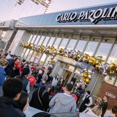 d911f08af08b7f Carlo Pazolini відкрив магазин в новому форматі та анонсував оновлення  інших (+фото)