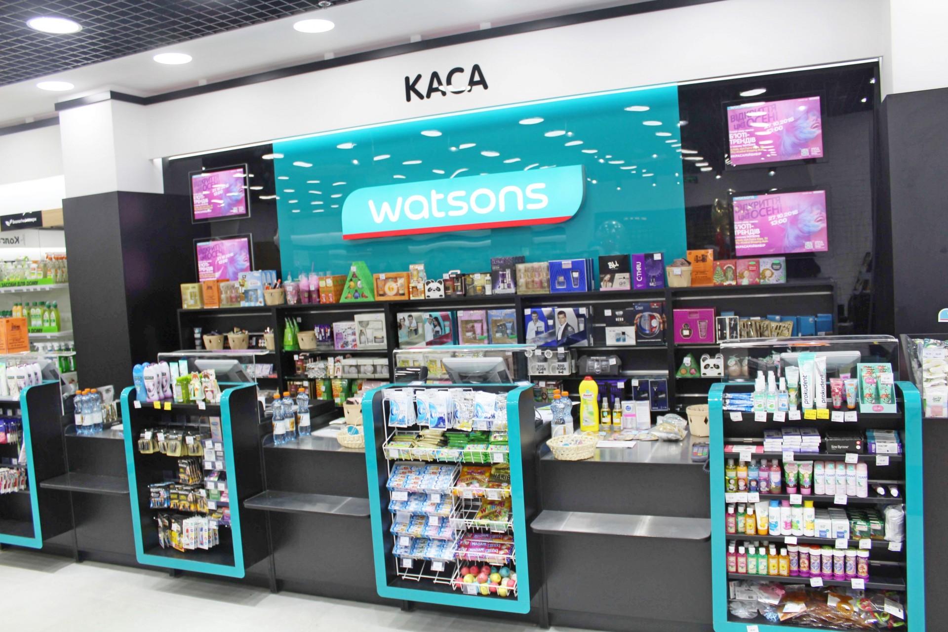 Півтора роки тому ми дали можливість нашим клієнтам купувати товари, які  вони люблять, в нашому інтернет-магазині. Watsons став першою серед  роздрібних ... e34694a06d7