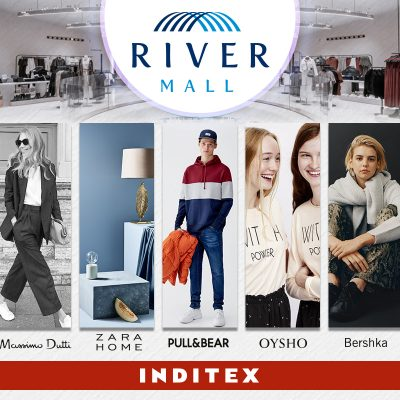 The biggest Zara in Ukraine and other Inditex brands will open in the SEC River Mall
