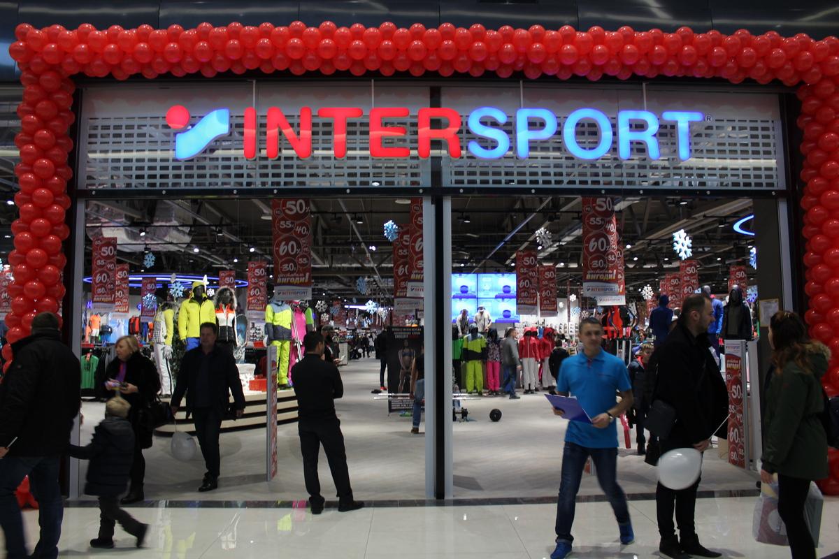 d65b13944c7223 Intersport відкриває найбільший в Україні аутлет-магазин спорттоварів