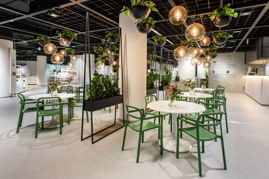 How The World S First Format City Store Ikea Looks Like The Same