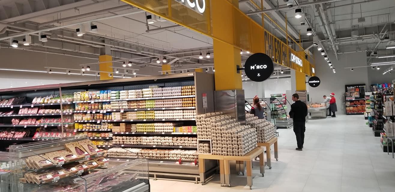 В новый год с Новым «КЛАССом»: популярная сеть пополнилась еще одним супермаркетом